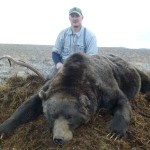 Dean w monster grizzly1
